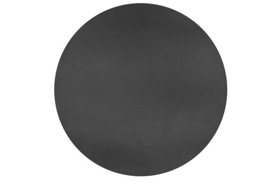 Placemat Round Ø38cm zwart