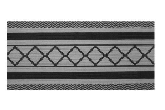 Keukenloper Deco star - Graphics 65x140cm laagpolig
