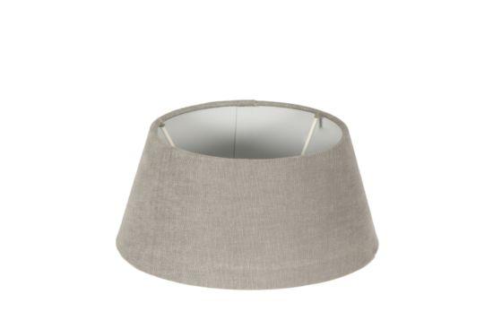 Lampenkap Ø50cm iron grey