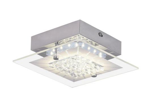 Plafondlamp 18x18cm