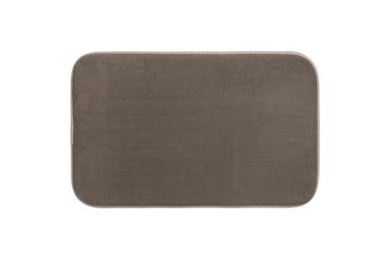 Badmat Memoire 80x50cm bruin