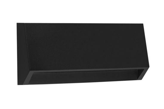 Wandlamp zwart 3W