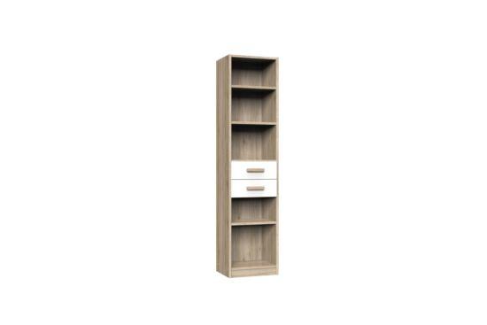 Boekenkast Cariba 48x40x197cm
