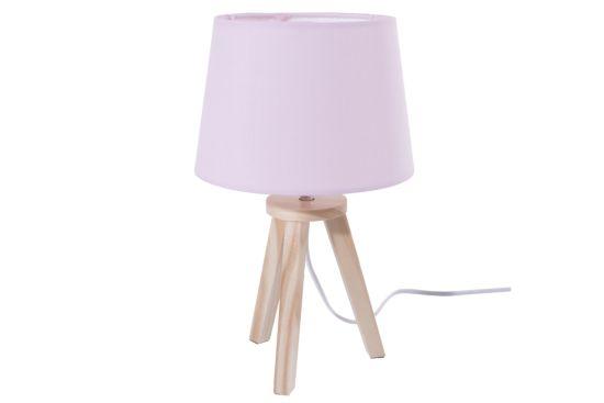 Tafellamp Tripod E14 H31cm