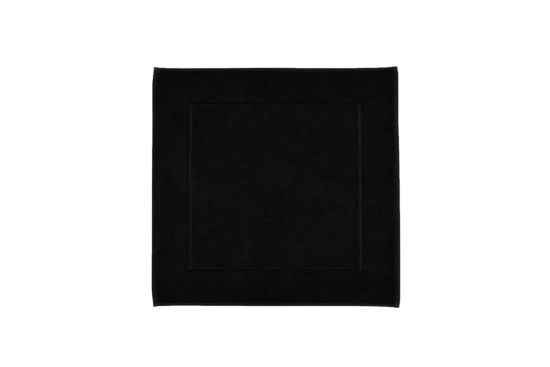 Badmat London 60x60cm black