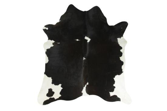 Koeienhuid 150x300cm zwart wit