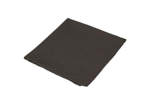 Servet Badu 40x40cm grijs