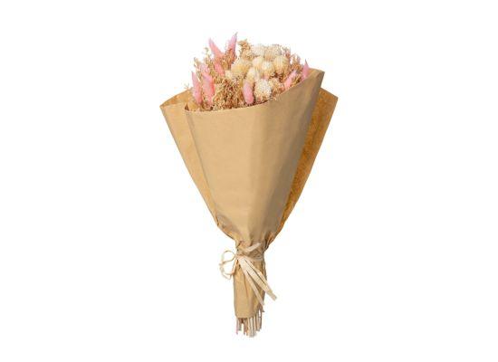 Boeket gedroogde bloemen H50cm