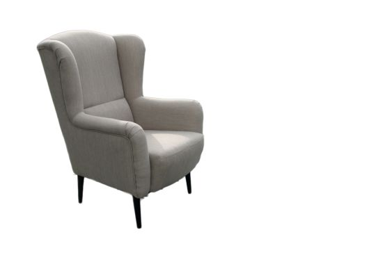 Fauteuil Canto stof nature