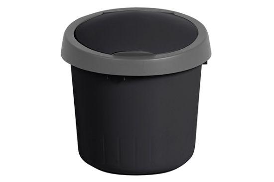 Vuilbak Futuris 5L zwart