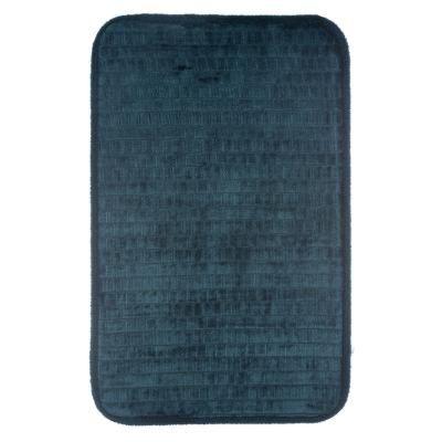 Badmat Velvet 52x80cm groen