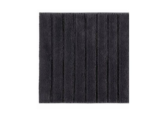 Badmat California 60x60cm anthracite