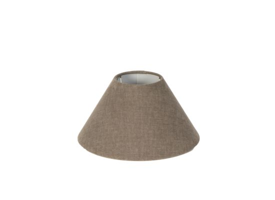 Lampenkap Ø25cm cocao