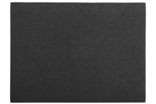 Placemat Troja 33x45cm zwart