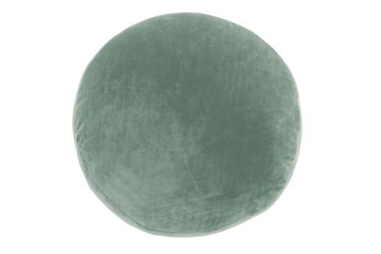 Kussen Marshmallow Ø40cm sage green