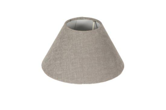 Lampenkap Ø45cm iron grey