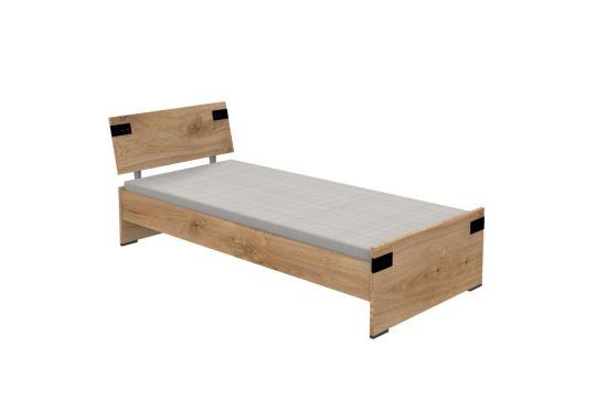 Bed Liverpool 90x200cm