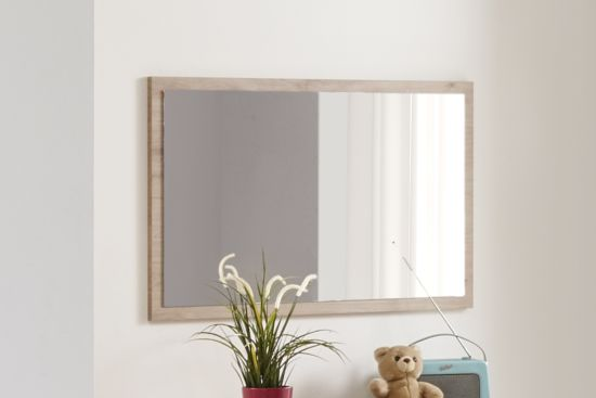 Spiegel 110x65cm