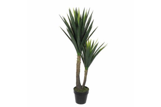 Kunstplant Yucca H120cm