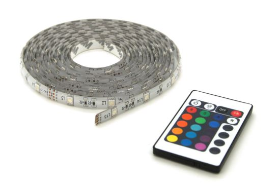 LED strip RGB 5 meter 24W