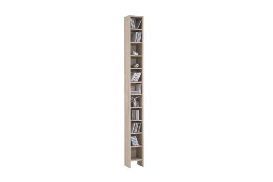 Boekenkast Hallo 19x16,5x185cm