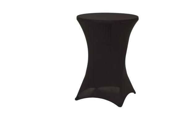 Statafelhoes Spandex Ø80cm zwart