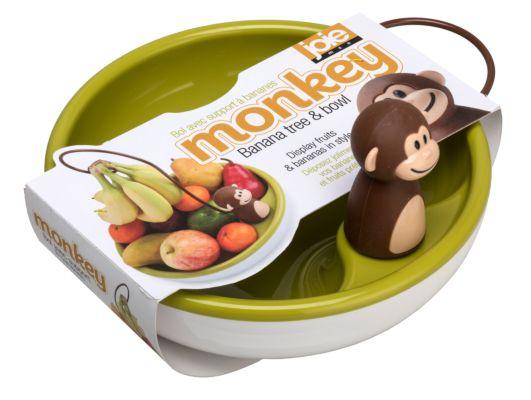 Fruitschaal Monkey Ø26cm