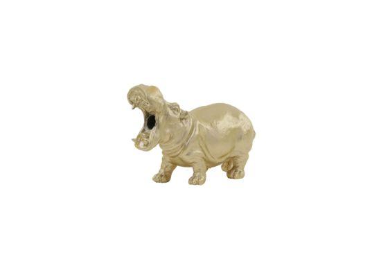 Tafellamp Hippo e14 H17,5cm