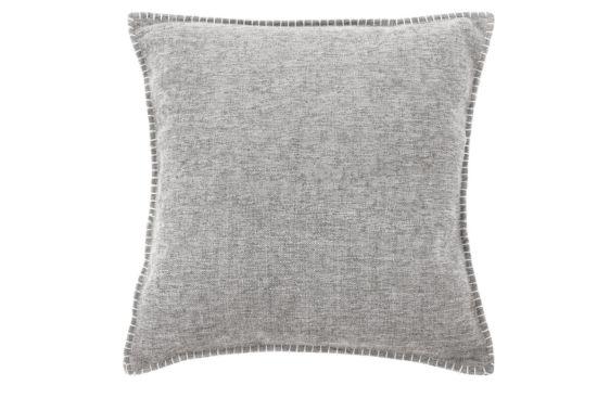 Kussen Damian 45x45cm cool grey