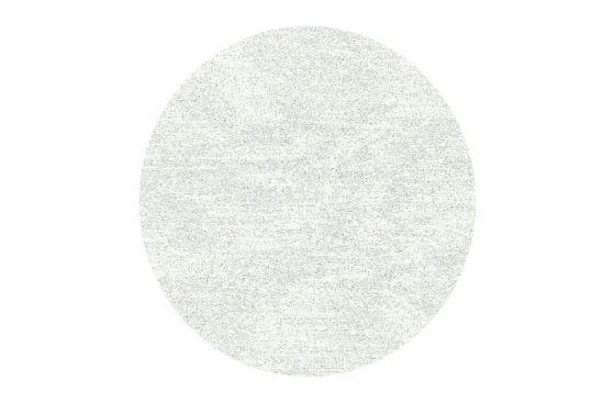 Rond tapijt Mehari Ø240cm hoogpolig