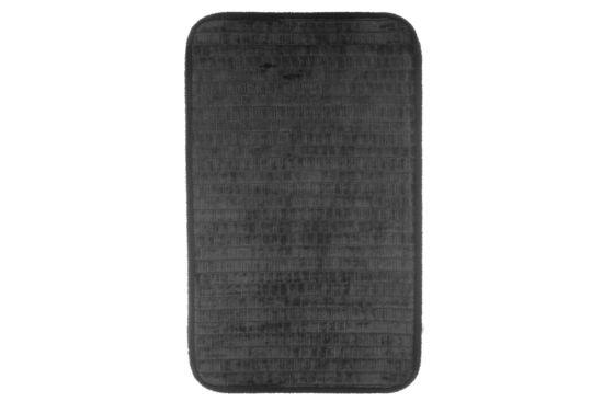 Badmat Velvet 52x80cm grijs
