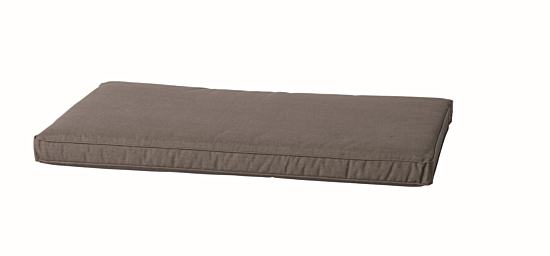 Zitkussen Lounge 120x80cm oxford grey