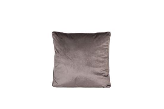 Kussen Dumas 45x45cm Chocolat