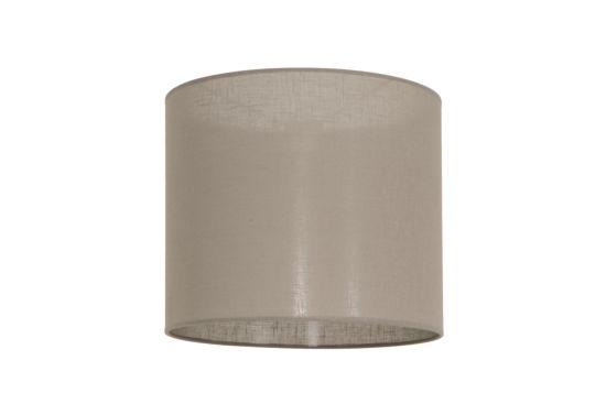 Lampenkap Ø40cm taupe