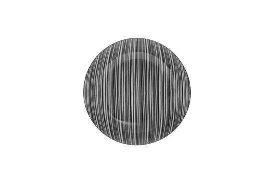 Diep bord Bohemia Zebra Ø20cm