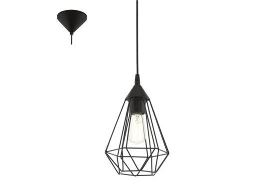 Hanglamp Tarbes Ø17,5cm 60W E27