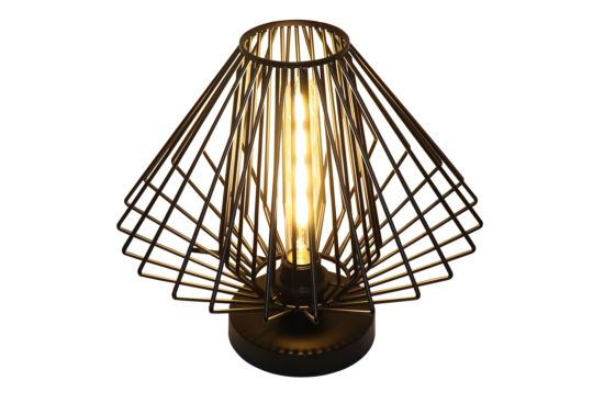 Tafellamp E27 H32cm