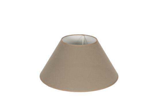Lampenkap Ø45cm taupe