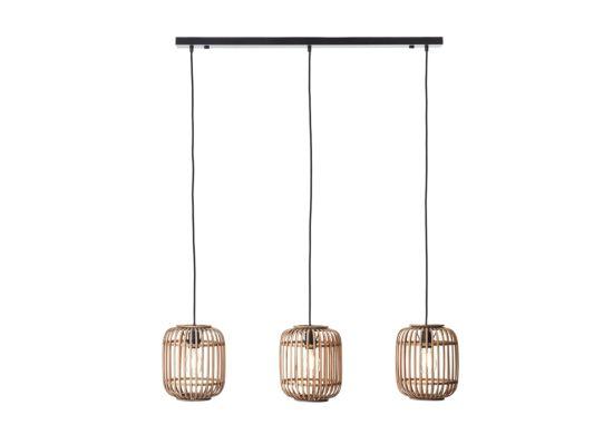 Hanglamp Medan 105x125cm 3x60W E27