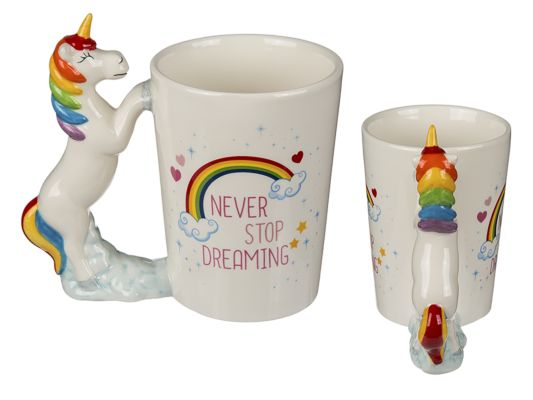 Mok Unicorn Never Stop Dreaming  35cl
