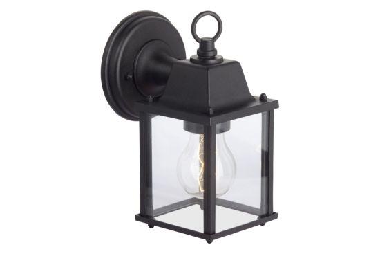 Wandlamp buiten Irvin zwart 60W E27