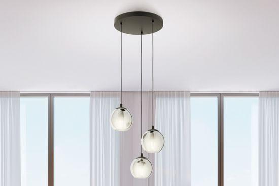 Hanglamp Ariscani Ø42,5cm 3x40W E27