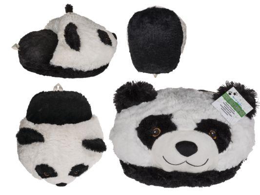 Voetenverwarmer Panda 35cm