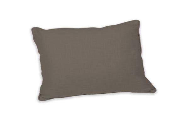 Kussenhoes Arte  60x40cm bruin