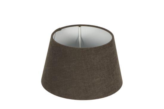 Lampenkap Ø45cm marron foncé