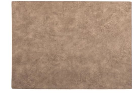 Placemat Troja 33x45cm taupe