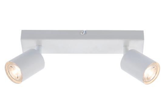 LED spot Ecco met 2 spots 4W GU10