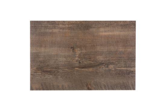 Placemat Oak houtlook 30x45cm bruin