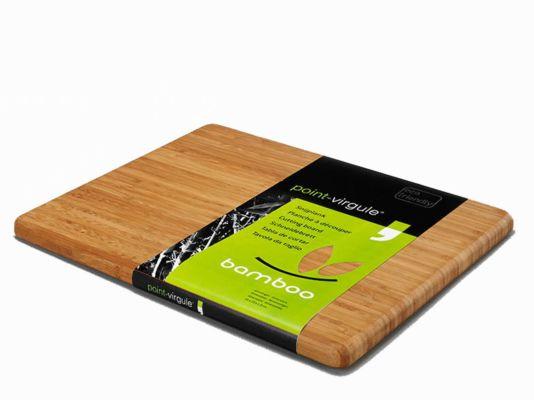 Bamboe snijplank 20x14,5cm