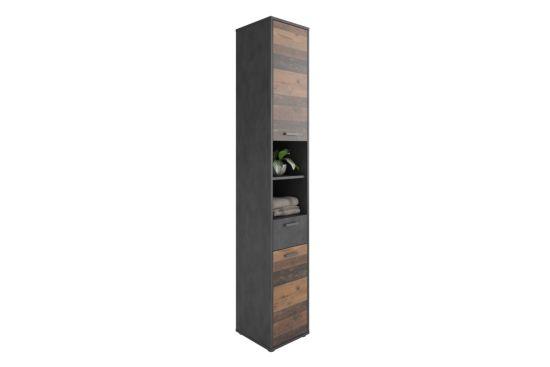 Kolomkast Madoc 30x33x189,5cm